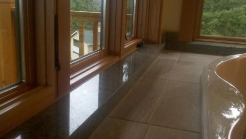 Image Granite window sills