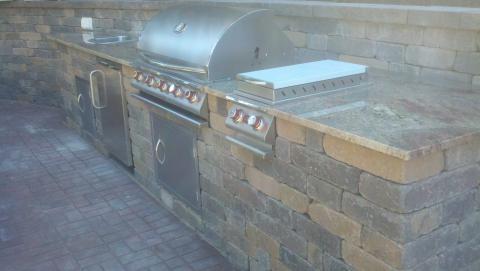 Image Outdoor BBQ