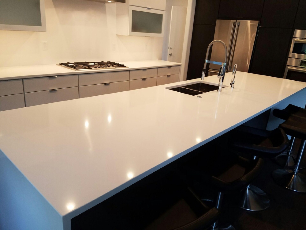 Image Recent Installations by Signature Surfaces NW